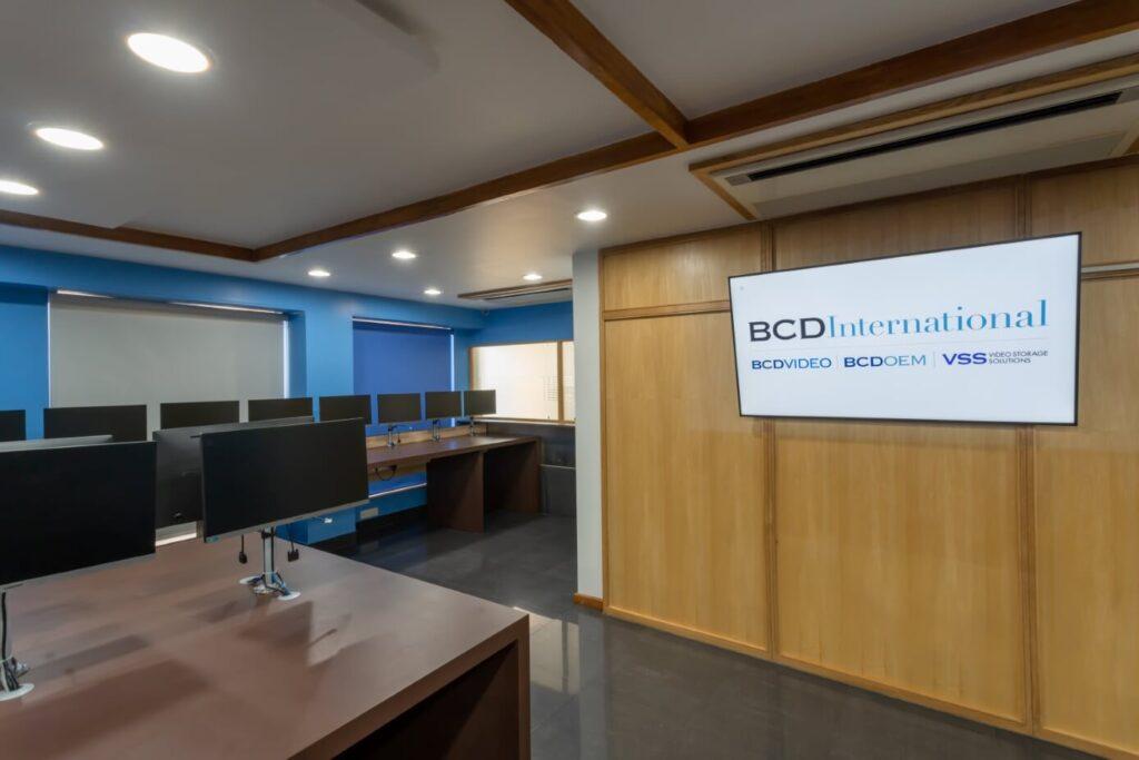 BCD International Build Center - India