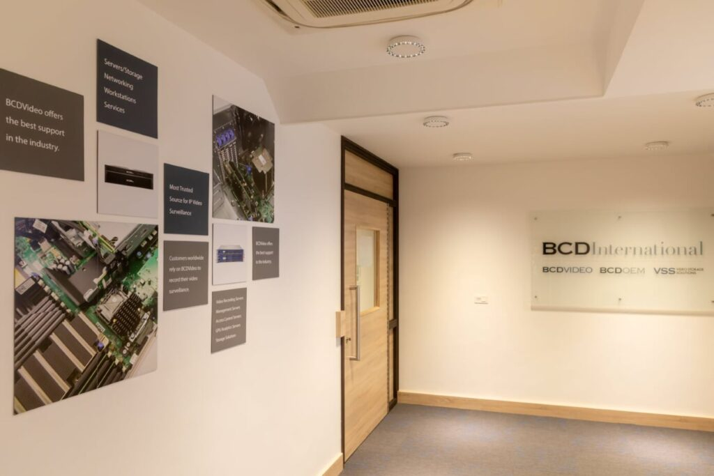 BCD International Build Center